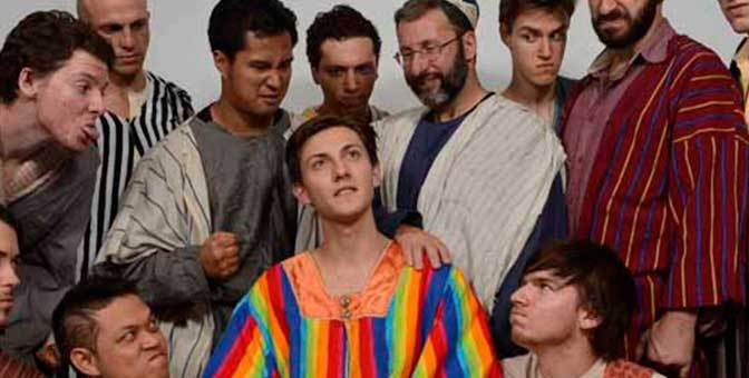 JOSEPH AND THE AMAZING TECHNICOLOUR DREAMCOAT