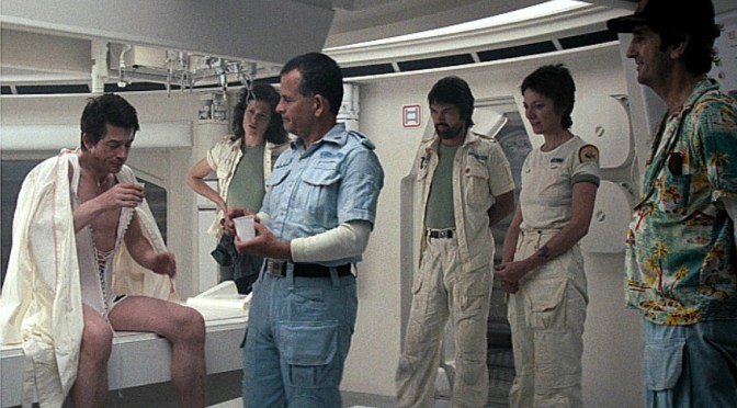 DVD Review: ALIEN (1979)