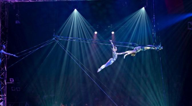Circus Oz: Excellence