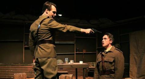 RC Sheriff's play Journey's End theatretroupe