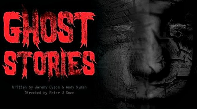 Ghost Stories @ The Drama Theatre Sydney Opera House