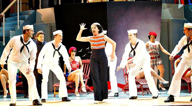 ANYTHING GOES @ THE SYDNEY OPERA HOUSE