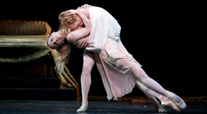 LONDON'S ROYAL OPERA HOUSE PRESENTS ROMEO AND JULIET @ PALACE CINEMAS