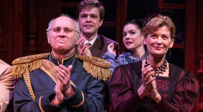 THE GOOD DOCTOR @ THE ENSEMBLE THEATRE