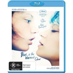 Blue is the Warmest Colour - LA VIE D'ADELE – CHAPITRES 1 ET 2 (DVD)