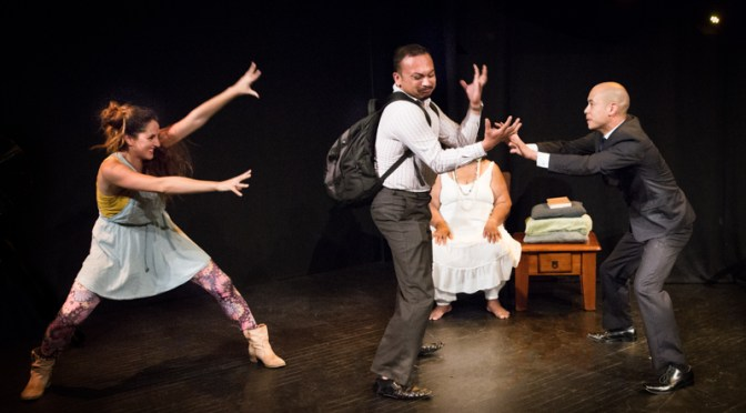 SHORT AND SWEET THEATRE 2016 WILDCARDS FINAL @ Depot Theatre