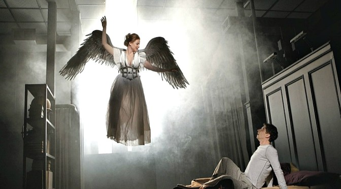 DRAMAC PRESENTS ANGELS IN AMERICA @ LIGHTHOUSE THEATRE MACQUARIE UNIVERSITY