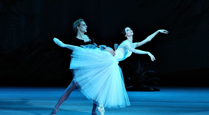 BOLSHOI BALLET ON SCREEN : GISELLE