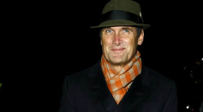 BRITISH WRITER AND CRITIC A.A.GILL POURS OUT HIS LIFE INTO A BOOK