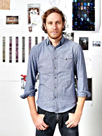Filmmaker Mikhael Subotzky. Pic Anthea Pokroy