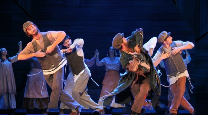 THE WORKS ENTERTAINMENT PRESENTS FIDDLER ON THE ROOF @ CAPITOL THEATRE
