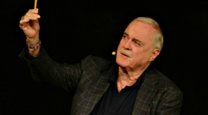 CULTURE CLUB : JOHN CLEESE IN CONVERSATION