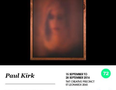 Paul Kirk Solo Show SIRENS