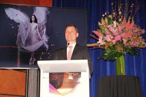 David McAllister, Artistic Director of The Australian Ballet.