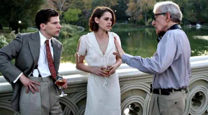 WOODY ALLEN'S NEW FILM : CAFE SOCIETY