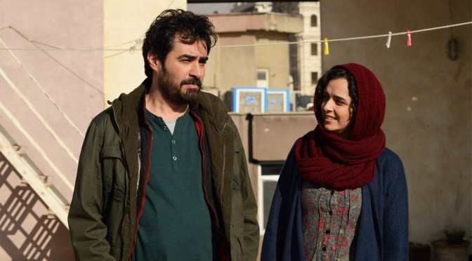 TEN DOUBLE PASSES TO THE NEW IRANIAN FILM 'THE SALESMAN'