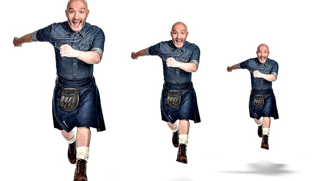 Scottish Comedian Craig Hill – Up and Coming! @ Sydney Comedy Festival