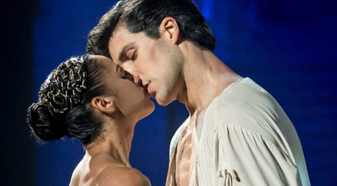 PALACE OPERA AND BALLET : LA SCALA BALLET PRESENTS MACMILLAN'S 'ROMEO AND JULIET'