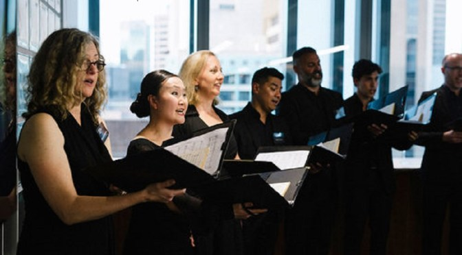 SYDNEY CHAMBER CHOIR: GERMAN ROMANTICS @ THE GREAT HALL, SYDNEY UNI