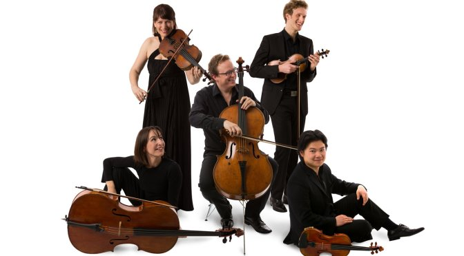 FLINDERS QUARTET SHINES WITH ITS DEBUT CONCERT @ THE INDEPENDENT THEATRE