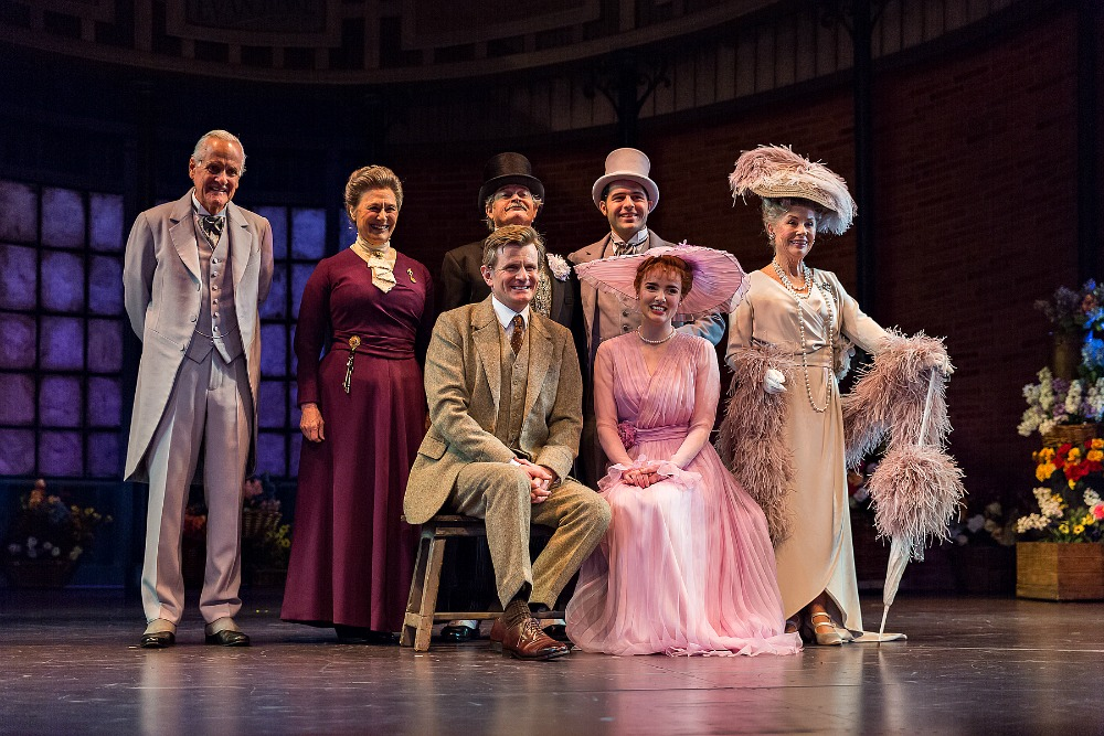 my fair lady review Quintessence theatre has built a strong reputation as a home for classic drama but now they've dived into the american musical theatre canon in a big way by staging one of the most popular and cherished musicals of all time and fittingly, it's my fair lady - a show with a storied.
