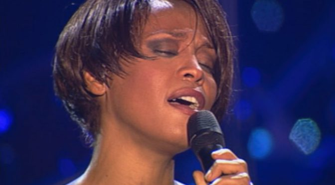 CAN I BE ME? :  WHITNEY'S REFRAIN THAT WE NEVER HEARD