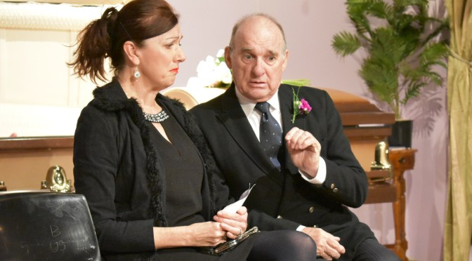 SUTHERLAND THEATRE COMPANY PRESENTS 'A GOOD MAN' @ THE SUTHERLAND MEMORIAL SCHOOL OF THE ARTS