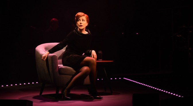 BERNADETTE ROBINSON IN 'THE SHOW GOES ON' @ THE PLAYHOUSE