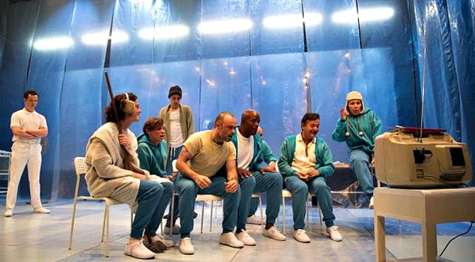 SPORT FOR JOVE PRESENTS 'ONE FLEW OVER THE CUCKOO'S NEST @ THE REGINALD THEATRE
