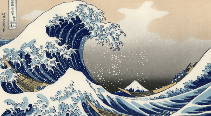 British Museum Presents : Hokusai : After The Great Wave