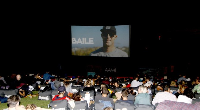 MOONLIGHT CINEMA SHINES AT ITS PREMIERE