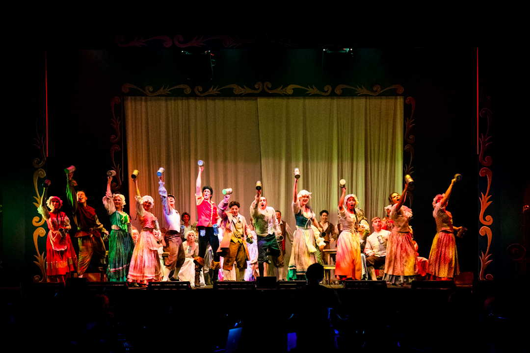Disney Beauty and the Beast - The Musical @ Sutherland Entertainment Centre