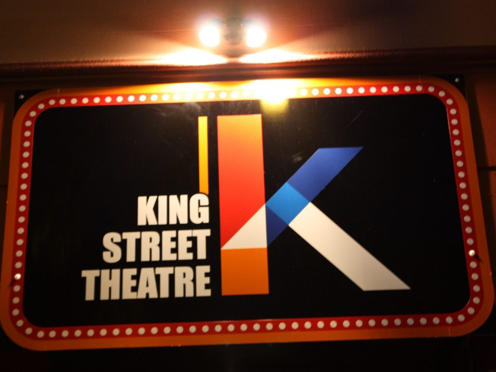 THE FALL OF THE KING STREET THEATRE : A PERSONAL RESPONSE