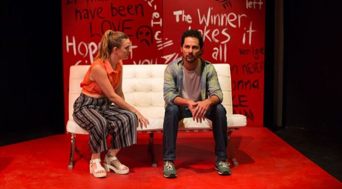 THINGS NOT TO DO AFTER A BREAKUP @ DEPOT THEATRE Marrickville