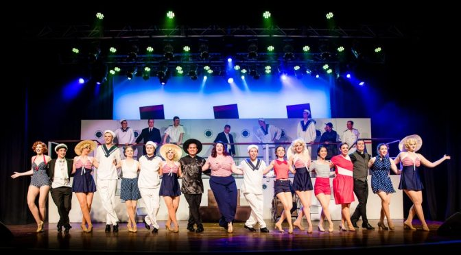 ANYTHING GOES: SHARING THE FUN WITH HORNSBY MUSICAL SOCIETY