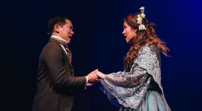 NOLI ME TANGERE (TOUCH ME NOT) :  A NEW MUSICAL