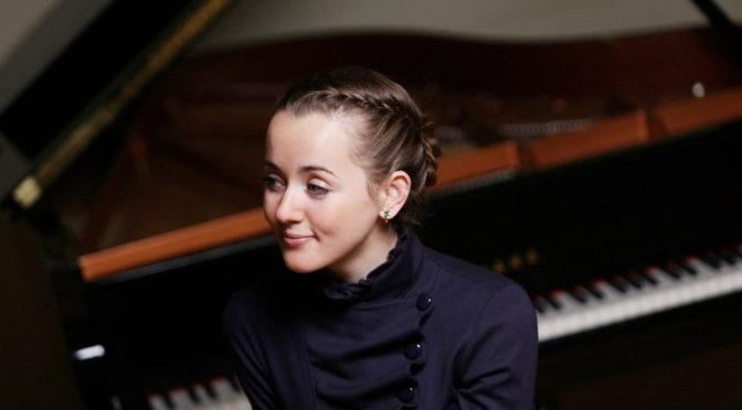 SYDNEY INTERNATIONAL PIANO COMPETITION. 2016 FINALIST OXANA SHEVCHENKO TO PERFORM
