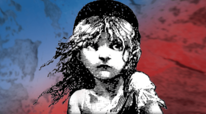Les Misérables presented by Manly Musical Society at Glen Street Theatre