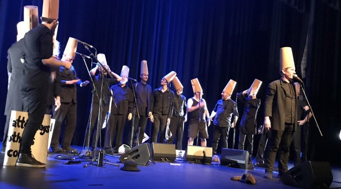 SPOOKY MENS CHORALE @ THE SEYMOUR CENTRE
