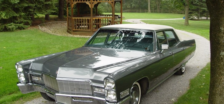 FOR SALE: 1968 Cadillac Fleetwood Brougham. Available this Saturday at 9319 Glenellen Drive, McCandless 15237. Also available, 1959 Dodge Royal Lancer
