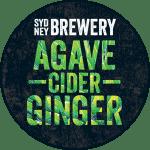 Agave Ginger Cider logo