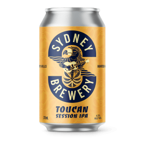 Toucan Session IPA Cans