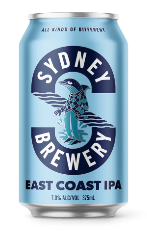 Sydney Brewery East Coast IPA Can