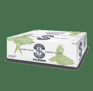 Carton of 24 Cans Surry Hills Pils