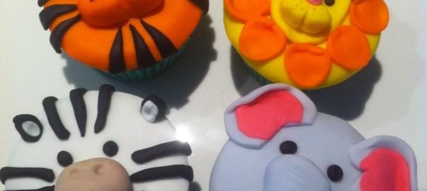 Jungle Cupcakes