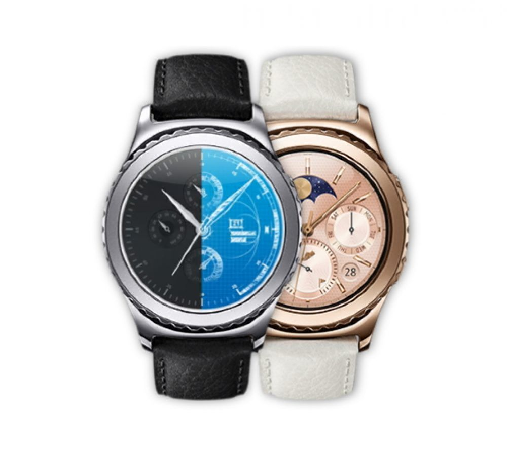 Create a Gear S2 For You With the Gear Watch Designer