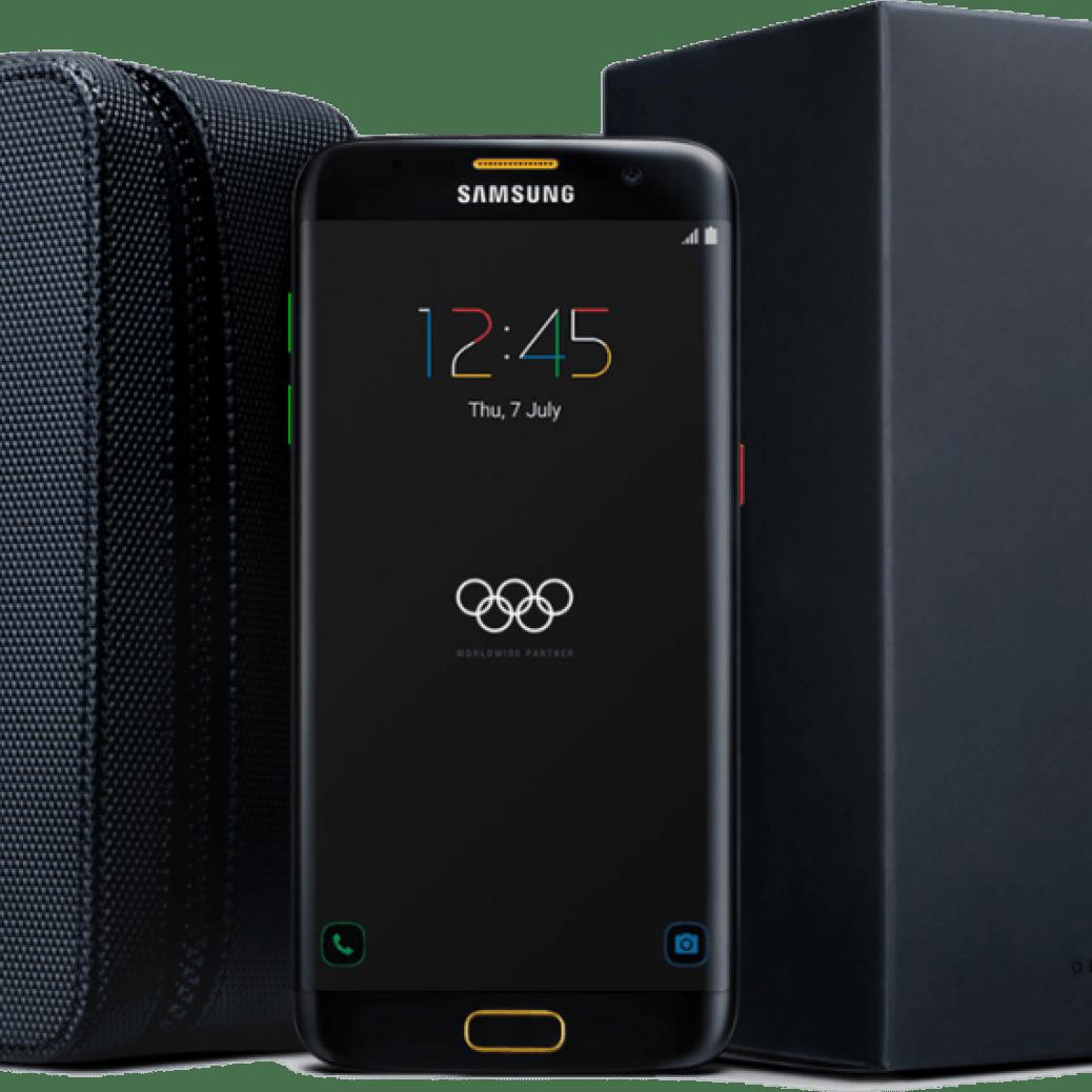 Galaxy S7 edge Olympic Edition
