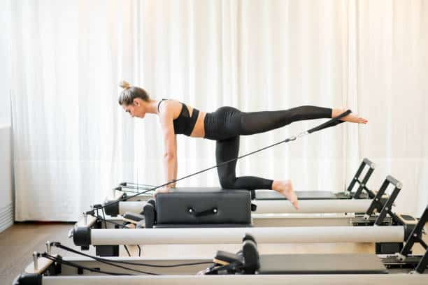 Weak Core, Pilates and Back Pain.