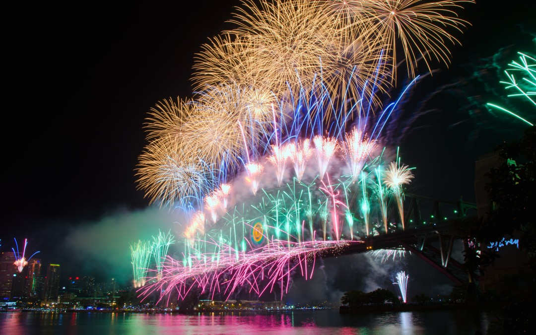 Sydney New Year's Eve 2014/15