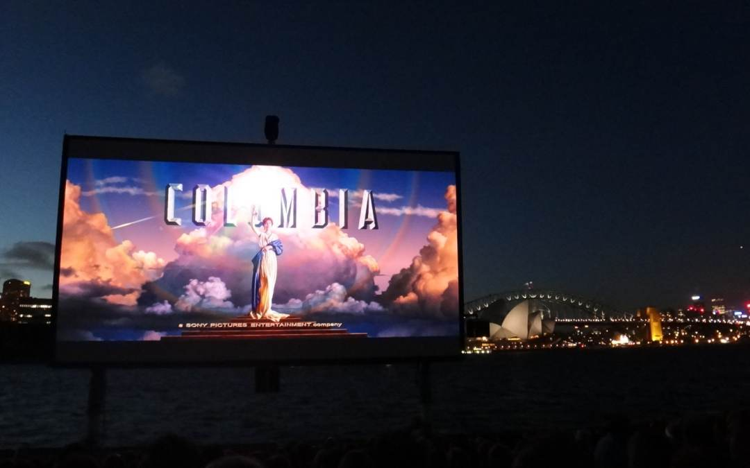 Top 10 Open Air Cinema in Sydney 2016/17